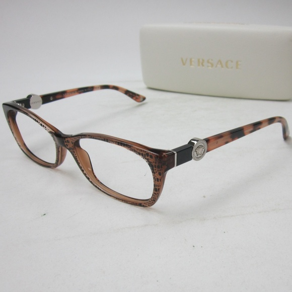 67ef0c5ee9cc Versace Accessories | 3164 991 Womens Eyeglasses Italyoln270 | Poshmark
